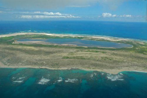 Photo of Laysan Island