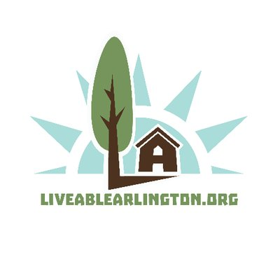 Liveable Arlington Logo