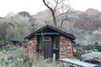 Phantom Ranch in Grand Canyon National Park