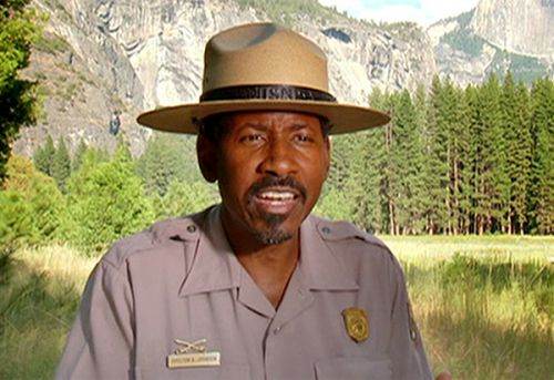 Park Ranger Shelton Johnson