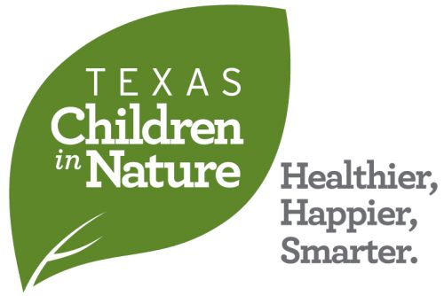 Texas Children in Nature Logo